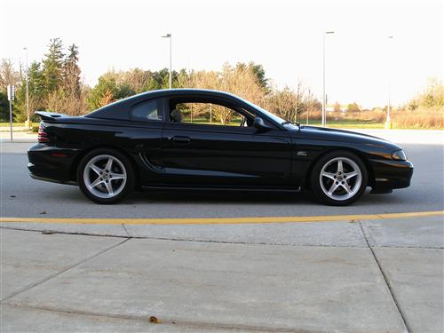 Kyle Matson's 1995 Ford Mustang