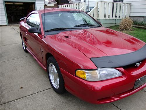 Larry Stanley's 1995 Ford Mustang