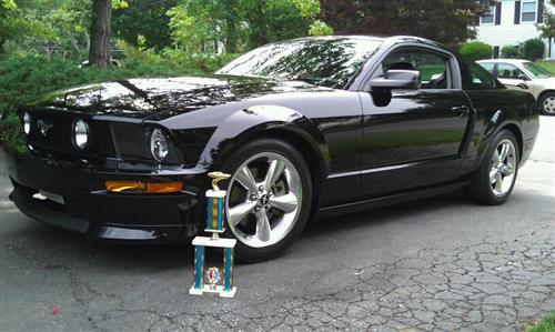 Lincoln Williams' 2008 Ford  Mustang GT/CS
