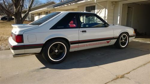 Louis McSherry's 1989 Ford Mustang LX