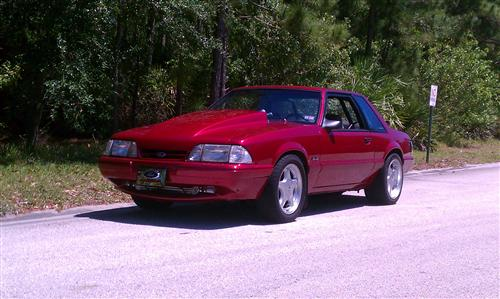 Luis Ojeda's 1993 Ford Mustang