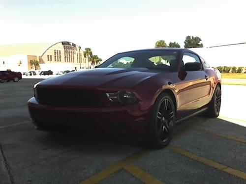 M. Holling's 2010 Ford Mustang
