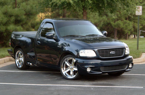2002 Ford Lightning - Matt Jolley's 2002 Ford Lightning