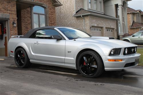 MARC STAHL's 2006 FORD MUSTANG GT CONVERTABLE