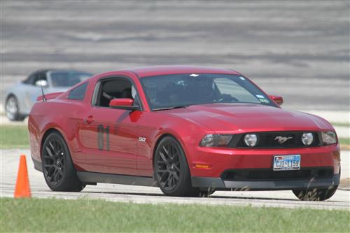 Marcus Gaines' 2011 Ford Mustang GT