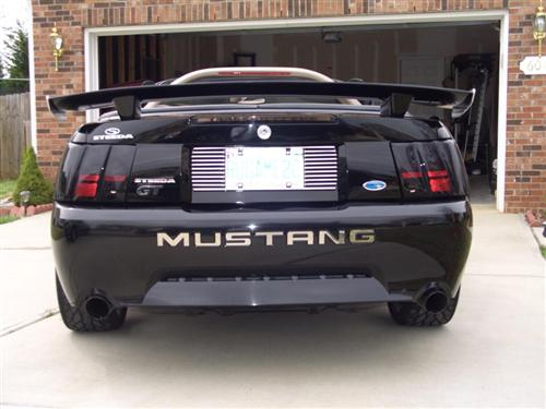 Mark Butts' 2001 Ford Mustang GT