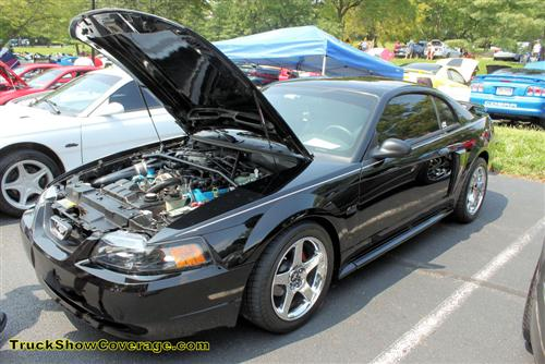 mat patone's 2001 ford mustang gt