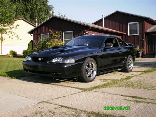 Matt La Rock's 1995 Ford Mustang GT