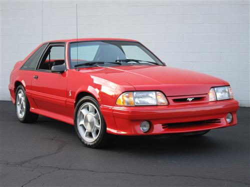Matt M's 1993 Ford Mustang Cobra
