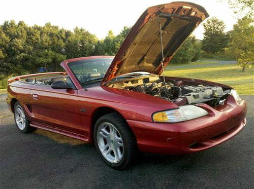 Matt Mainello's 1998 Mustang GT