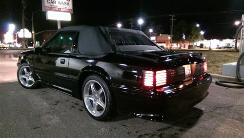 Matt McIlrath's 1993 Ford Mustang GT