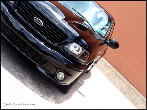 matthew martinak's 2001 ford lightning