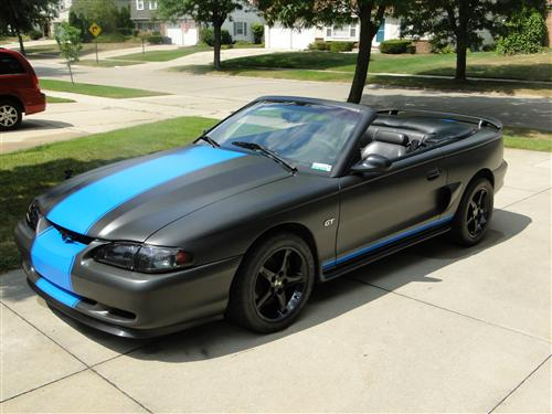 Max Johnson's 1995 Ford Mustang