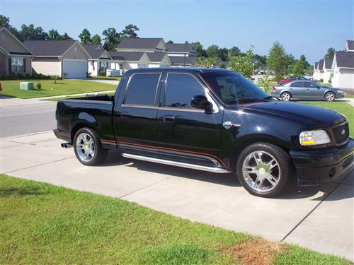 2001 ford  f150 HD - michael  dryden's 2001 ford  f150 HD