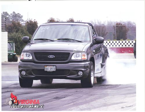 Michael DeSantis' 2003 Ford SVT Lightning