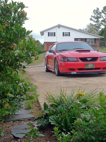 2003 ford mustang - michael kitchens' 2003 ford mustang