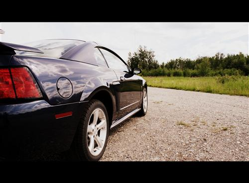 Michael Provo's 2001 Mustang GT