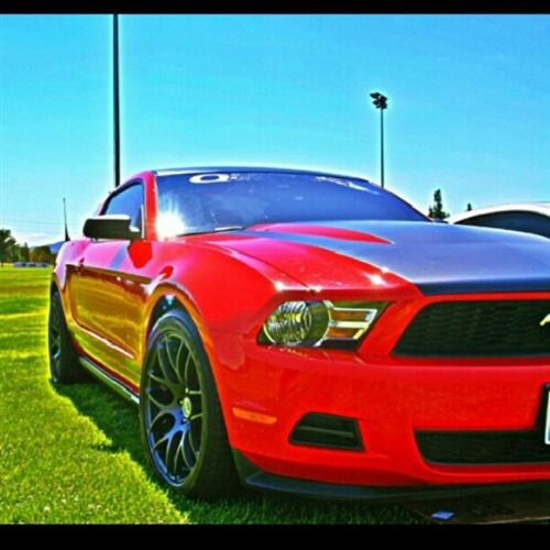 Miguel Torres' 2011 Ford Mustang