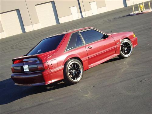 Mike DePietro's 1990 Ford Mustang GT