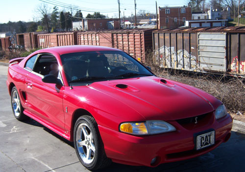 Mike Dixon's 1997 Ford Mustang Cobra