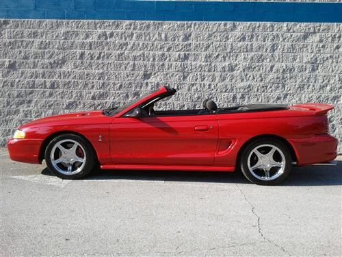 1994 Ford Mustang - Mike Fink's 1994 Ford Mustang