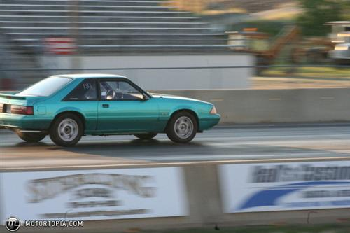 Mike Guy's 1992 Ford Mustang