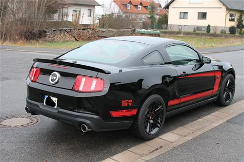 Mike Martin's 2011 Ford Mustang GT 5.0
