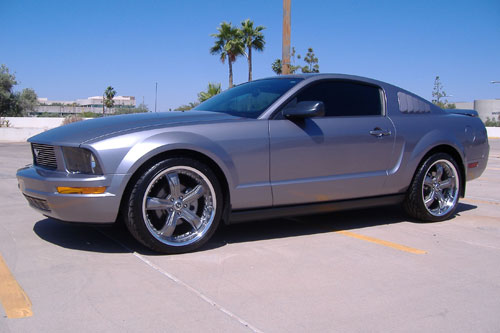 2007 Ford Mustang - Mike Price's 2007 Ford Mustang