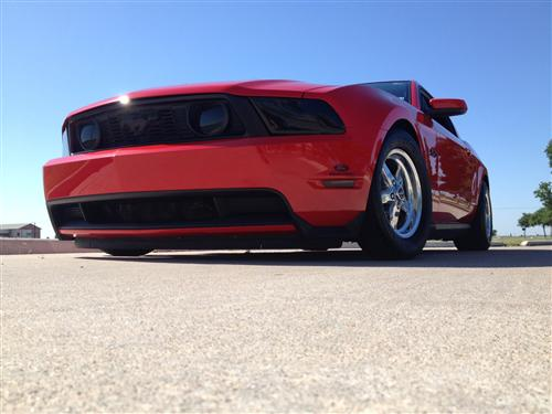 Mitch Frankson's 2012 Ford Mustang GT