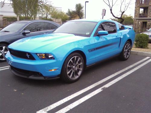 2012 Ford Mustang GT/CS - Nate Mass' 2012 Ford Mustang GT/CS