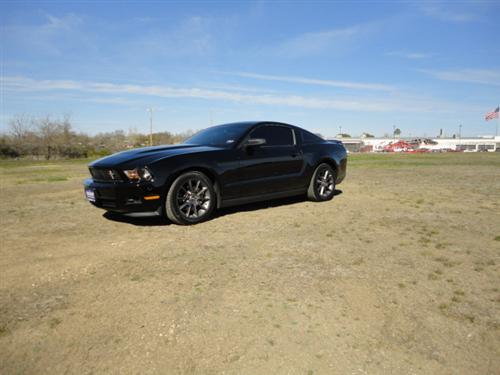 Nathan Stanley's 2011 Ford Mustang