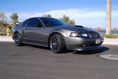 NICK DISANTI's 2003 FORD  MUSTANG GT
