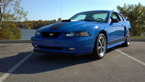 Nick Johnson's 2003 Ford  Mustang Mach 1