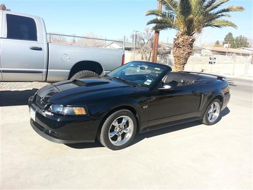 Omar Vallez's 2001 Ford Mustang Gt