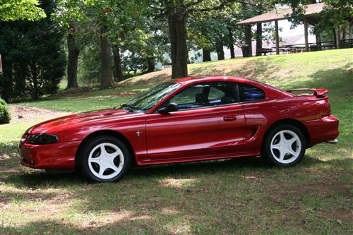 Patrick Smith's 1997 Ford Mustang Coupe