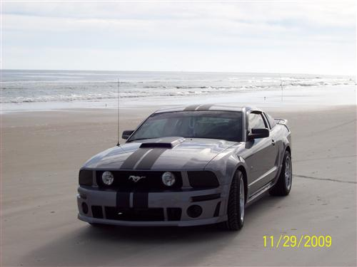 Paul  Havlin II's 2007 Ford Roush Stage One Mustang GT