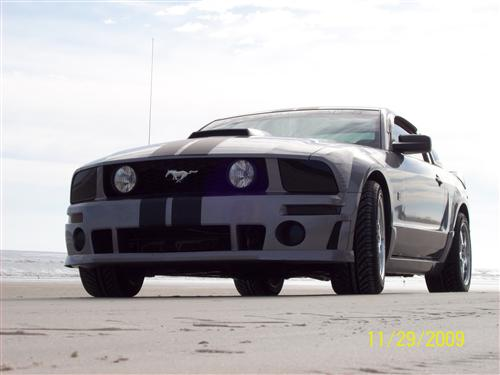 2007 Ford Roush Stage One Mustang GT - Paul  Havlin II's 2007 Ford Roush Stage One Mustang GT