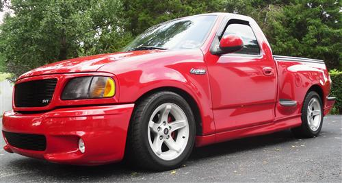 phillip alexander's 2000 ford lightning