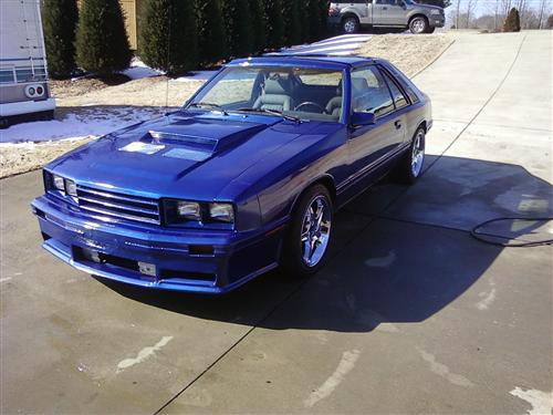 Raider  Ward's 1984 Mercury Capri RS