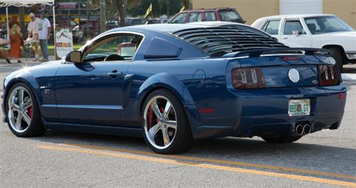 Ramon Suarez's 2006 Ford Mustang GT