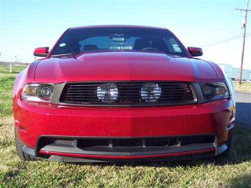 Randy Montz's 2011 Ford Mustang GT 5.0
