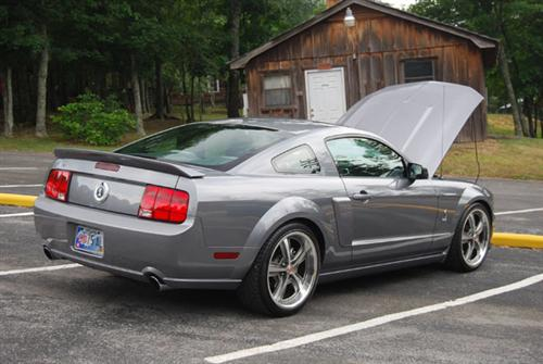 Randy Myers' 2007 Ford Mustang GT
