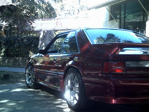 Ray Sancho's 1991 Ford Mustang GT