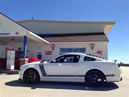 Ric  Smith's 2013  Ford Boss 302