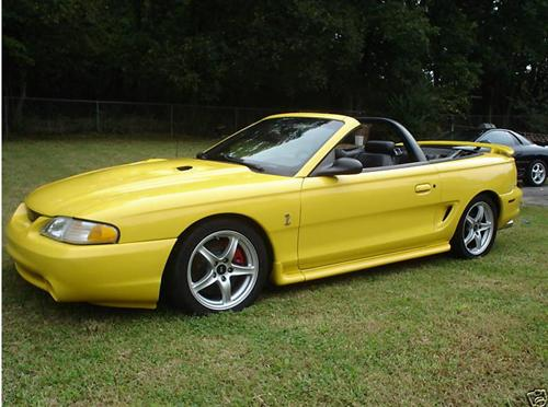 Richard Hartford's 1998 Ford Cobra