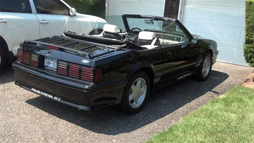 Rob Gingher's 1991 Ford  Mustang GT