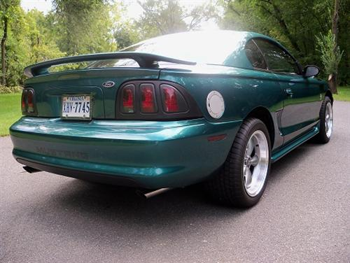 1997 Ford  Mustang - Robb  Sharp's 1997 Ford  Mustang