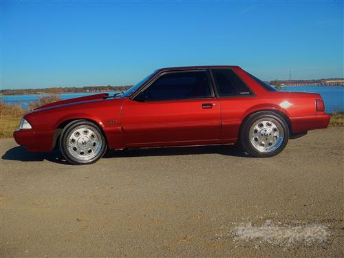 Robert Green's 1991 Ford Notchback LX