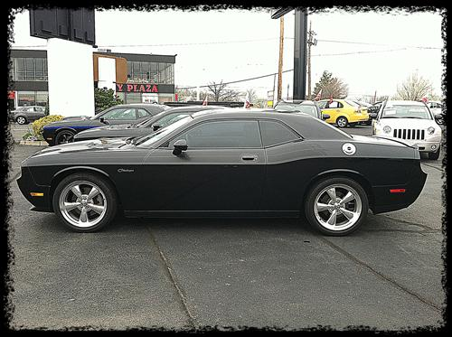 Robert Kochanslo's 2010 Dodge Challenger