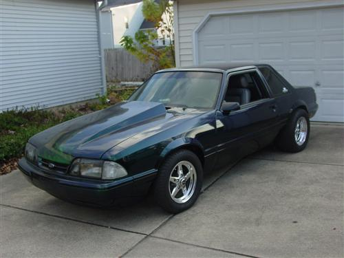 Robert Myers' 1992 Ford Mustang LX